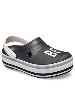 624344f14e83 topánky Crocs Crocband Platform Bold Color Clog - Black