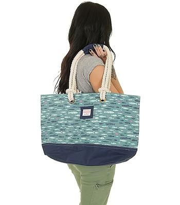34baf9261b taška Brakeburn Fish Beach - Blue