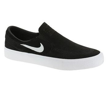 boty Nike SB Zoom Janoski Slip RM - Black/Black/White
