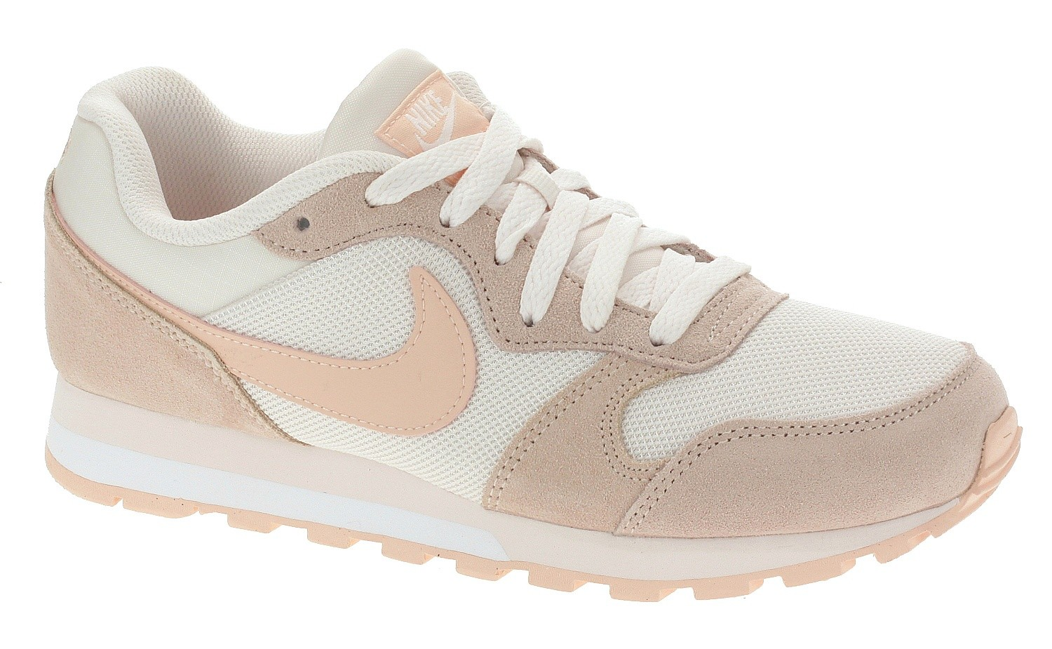 Nike MD Runner 2 SE Running Shoes Light Brown Women