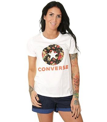 6cd5dc8b17 tričko Converse In Bloom Floral 10017337 - A02 White