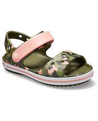 c50382acd dětské boty Crocs Crocband Seasonal Graphic Sandal - Melon
