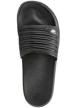 d92242988d topánky 4F H4L19-KLM005 - 20S Deep Black