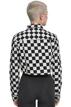 036e2445f ... bunda Urban Classics Short Check Twill/TB2654 - Chess