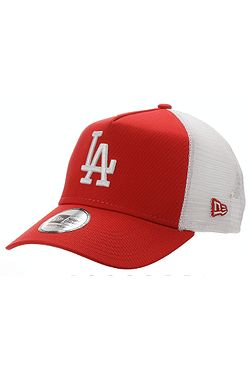 755e54350 šiltovka New Era 9FO AF League Ess.Trucker MLB Los Angeles Dodger - Scarlet/