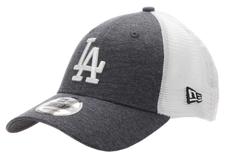 New Era Mens Summer League Los Angeles Dodger Trucker Cap Blue//White