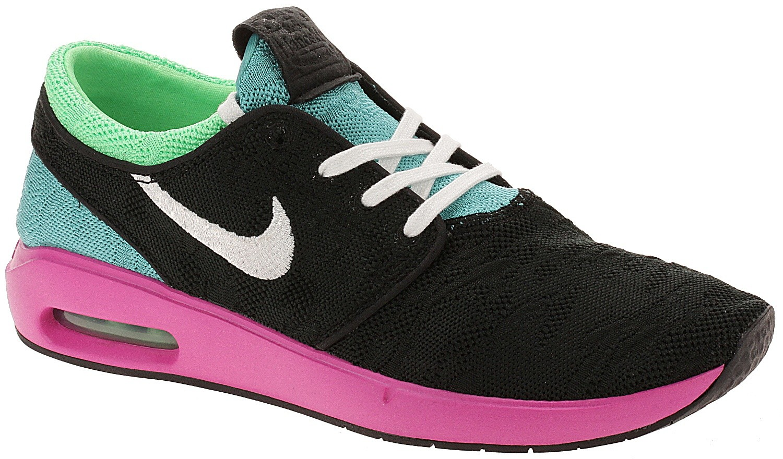 shoes Nike SB Air Max Janoski 2 BlackWhiteCabana