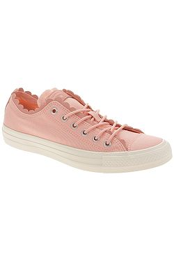 481f0badc2d topánky Converse Chuck Taylor All Star Scallop OX - 564110/Bleached  Coral/Bleached Coral