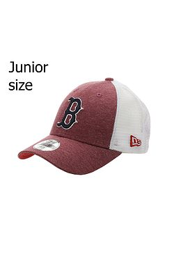 9b381bf2f detská šiltovka New Era 9FO Summer League Trucker MLB Boston Red Sox Youth  - Official Team ...