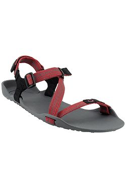 91dd58c568add boty Xero Shoes Z-Trek - Charcoal/Multi Red