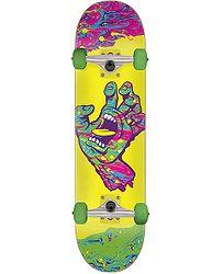 e9384b59027d skateboard Santa Cruz Spill Hand Complete - No Color
