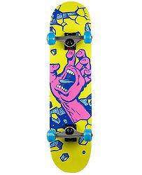 8d53f3d5288b skateboard Santa Cruz Wall Hand Complete - No Color