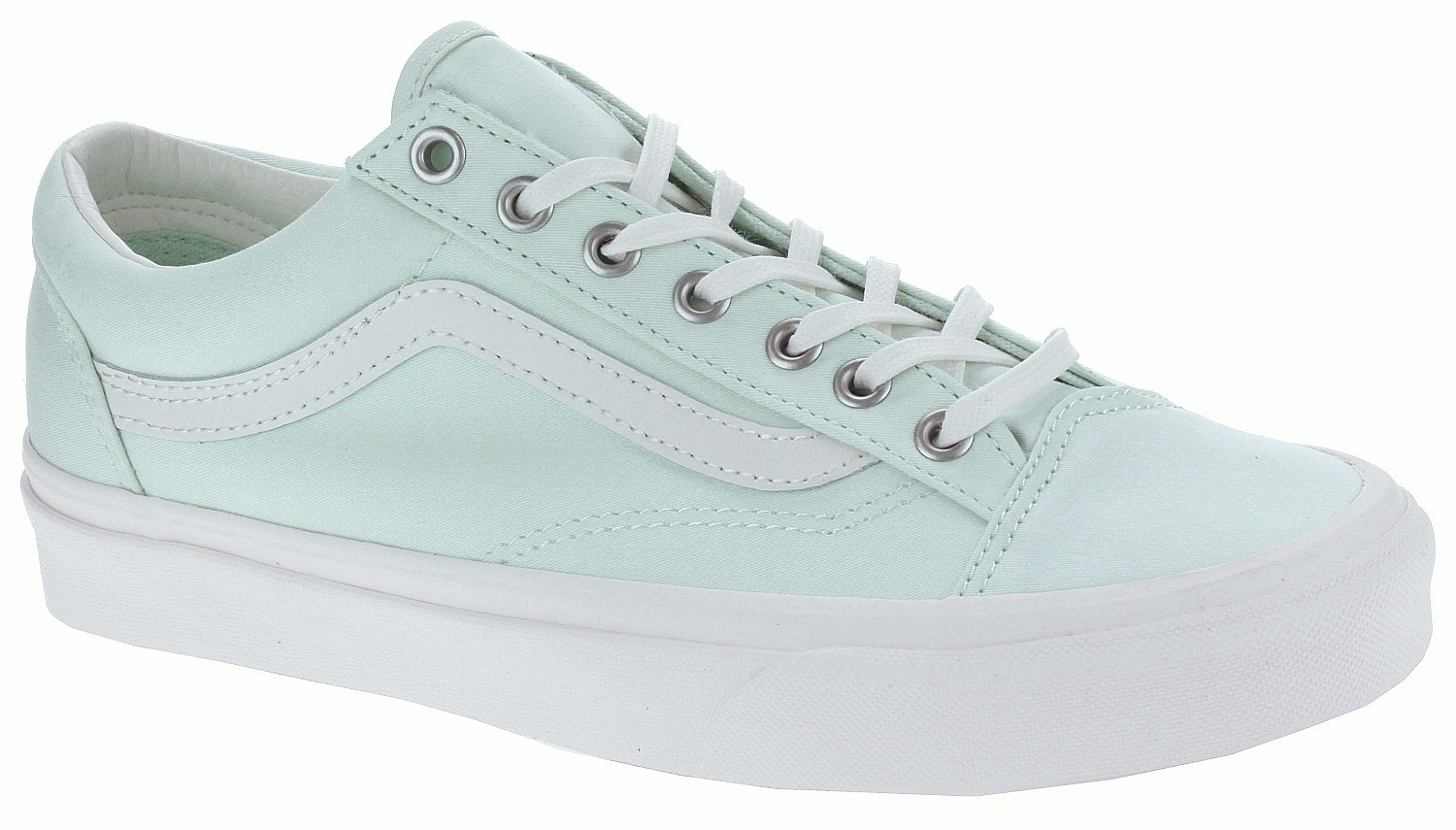 Brushed Twill/Soothing Sea/Snow White