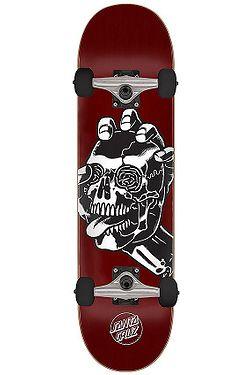 14115a3229 skateboard Santa Cruz Screaming Scull Complete - No Color