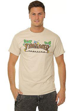 52ef3a1b3 T-shirt Thrasher Tiki - Sand - men´s ...