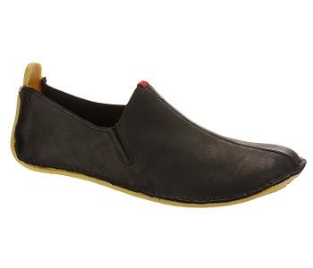 boty Vivobarefoot Ababa M - Leather Black