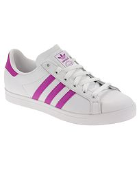 b335472f54 topánky adidas Originals Coast Star - White Vivid Pink White