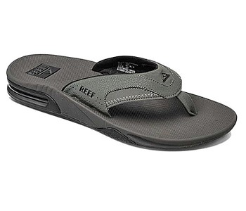 žabky Reef Fanning - Gray/Black