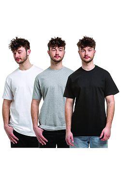 f1d48e363ba7 tričko Nugget Blank 2 3 Pack - A Gray Scale