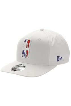 eca901b45 šiltovka New Era 9FI Original Fit Featerwght NBA Logoman - White ...