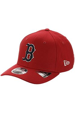 cd6112e1b šiltovka New Era 9FI Stretch Snapback MLB Boston Red Sox - Scarlet/Navy/White  ...