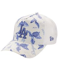 1d3fd2ad0 šiltovka New Era 9FO AF Desert Island Trucker MLB Los Angeles Dodgs - Soft  Light Royal