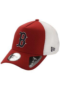 3e72632e8 šiltovka New Era 9FO AF Diamnd Era Truck MLB Boston Red Sox - Scarlet/Navy