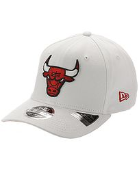 6f8fd9b68 šiltovka New Era 9FI Stretch Snapback MLB Chicago Bulls - White/Official  Team Colour
