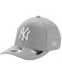 a741f5cdd šiltovka New Era 9FI Stretch Snapback MLB New York Yankees - Gray/White
