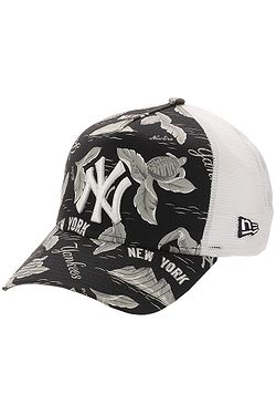 f952f3f0a šiltovka New Era 9FO AF Desert Island Trucker MLB New York Yankees -  Navy/Gray ...
