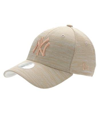 0792f02ff cap New Era 9FO Engineered Fit Aframe MLB New York Yankees -  White/Stone/Peach - women´s - snowboard-online.eu