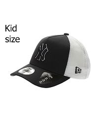 53a03e75a šiltovka New Era 9FO AF Diamnd Era Truck MLB New York Yankees Chil - Navy/