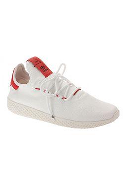 561b732cf1 topánky adidas Originals Pharrell Williams Tennis HU - White Scarlet Chalk  White