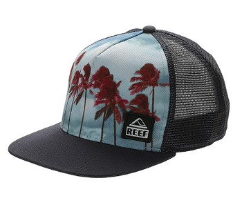 kšiltovka Reef Beach State Trucker - Blue