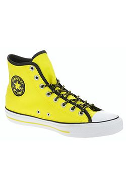 5d3d90a134 topánky Converse Chuck Taylor All Star Hi - 164092 Fresh Yellow Black White