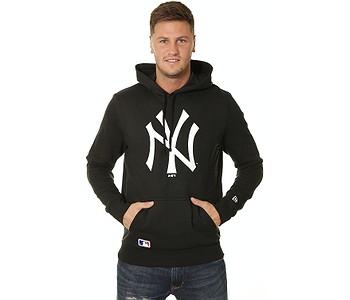 mikina New Era Team Logo MLB New York Yankees - Black