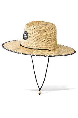 66f73b72b klobúk Dakine Pindo Straw - Lava Tubes ...