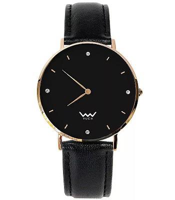 744fb7f86 hodinky Vuch Calliope - Rose Gold/Black   Blackcomb.cz