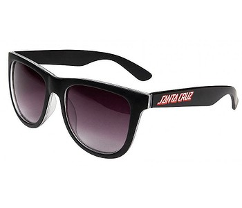 brýle Santa Cruz Check Strip - Black