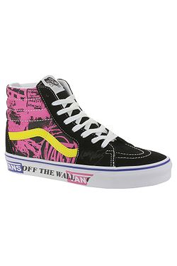 e14f9ddbc5768 topánky Vans Sk8-Hi - Lady Vans/Azalea Pink/True White