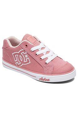 d82300107ee27 detské topánky DC Chelsea TX - BSH/Blush