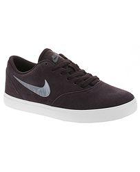 31919c2e0ce95 topánky Nike SB Check Suede Ess+ GS - Burgundy Ash/Metallic Blue Dusk/White
