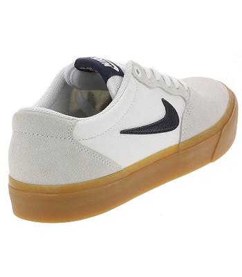 andrà bene tenda aquila  shoes Nike SB Chron SLR - White/Obsidian/White/White - snowboard-online.eu
