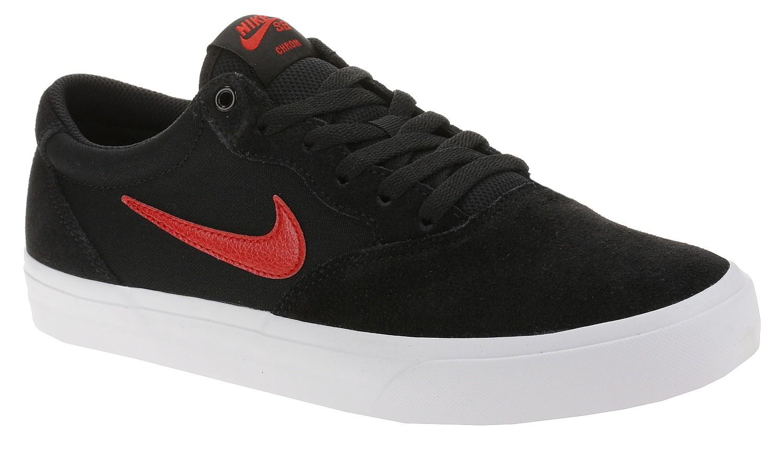 shoes Nike SB Chron SLR - Black