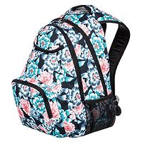 backpack Roxy Shadow Swell - XKBM/Anthracite S Crystal Flower - women´s