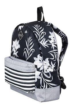 backpack Roxy Sugar Baby Printed 2 - XKWW/True Black Full Bicolys - women´s