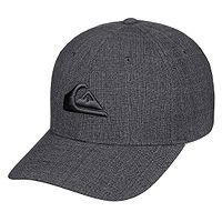 czapka z daszkiem Quiksilver Decades Plus - KTAH/Charcoal Heather