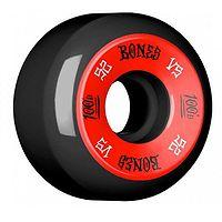 roues Bones 100/1 V5 - Red