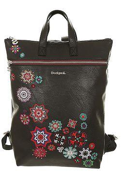 backpack Desigual 19WAKP07/Nanit Baza - 2000/Negro - women´s