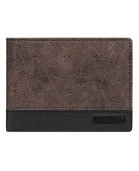 2f5e50860 peňaženka Quiksilver Mini MO PU - CSD0/Chocolate Brown